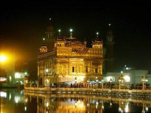 Золотой Храм Хармандир – Сахиб