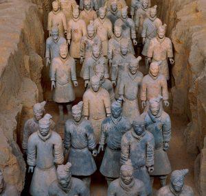 Мавзолей императора Цинь Шихуанди и Терракотовая армия
