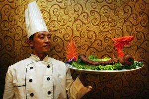 Основные кулинарные школы Китая