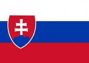 Флаг Словакии