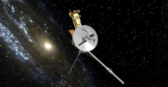 Молчавшие 37 лет двигатели Voyager 1 заработали