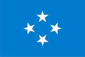 Флаг Микронезия