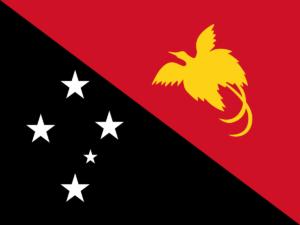 Флаг Папуа — Новая Гвинея