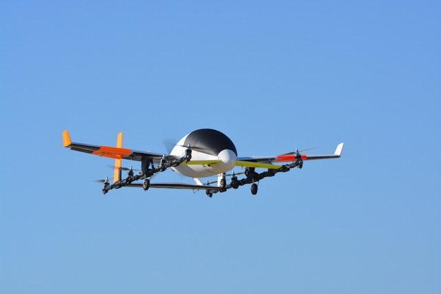 Первое аэротакси появится в 2020-м году