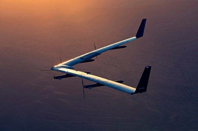 Дебют - успешный полет Aquila