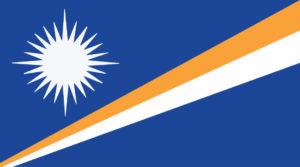 Флаг Маршалловы Острова