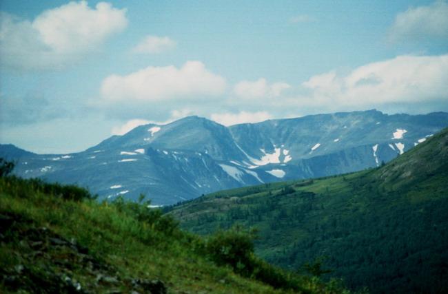 Ледники полярного Урала