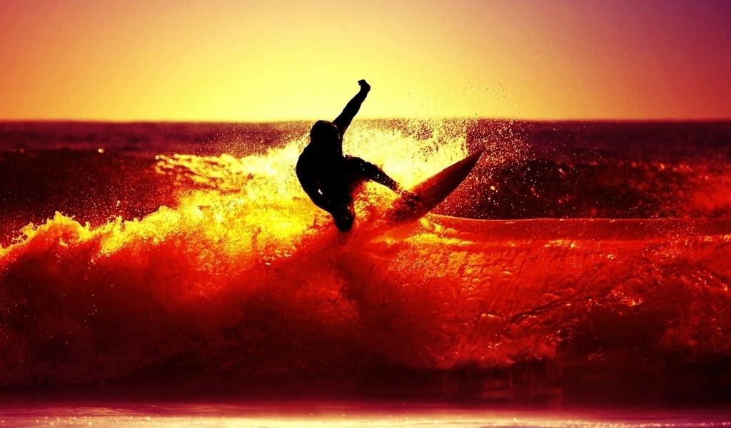 На гребне волны. Лучшие места для серфинга