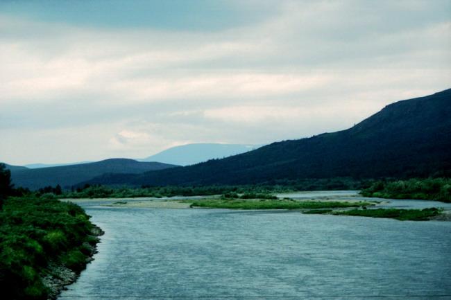 Реки полярного Урала